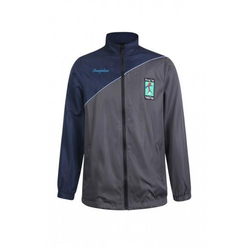 外套 特別款式 灰深藍版