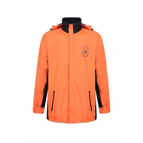外套 特別款式 橙色