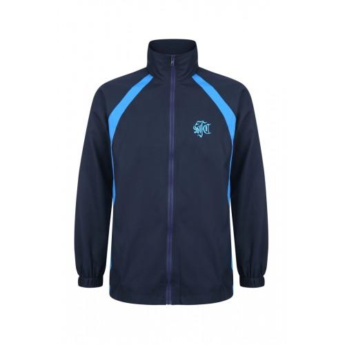 外套 特別款式 深藍色