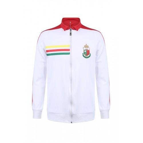 外套 特別款式 白紅版 02