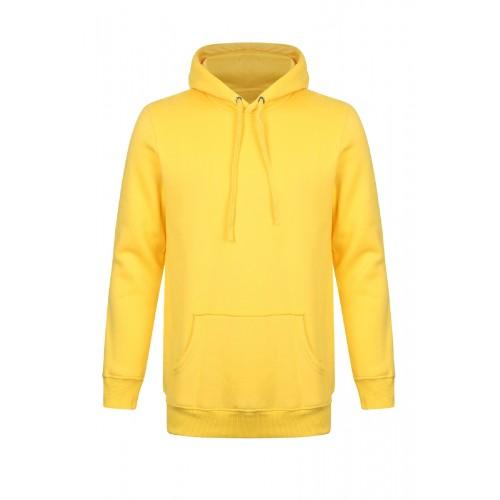 衛衣  連帽衛衣 黃色