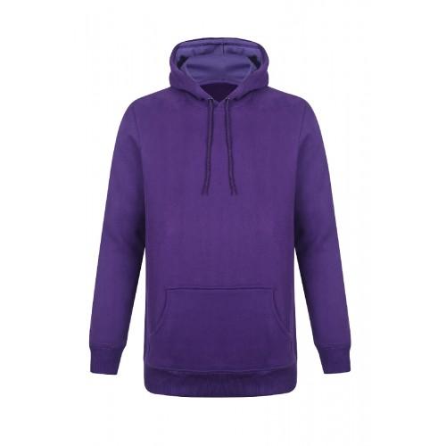 衛衣  連帽衛衣 紫色